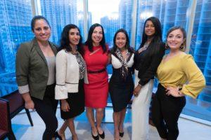 2019 Latina Surge Miami Leadership Team