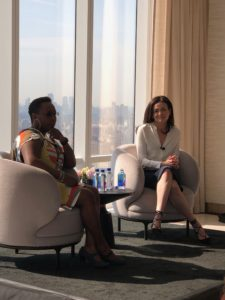 2019 Lean In NYC Fireside Chat with Sheryl Sandberg - Hudson Yards